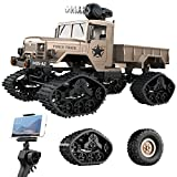 REMOKING RC Hobby Toys Military Truck...