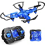 DROCON Mini Drone for Kids, Scouter Foldable...