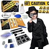 Spy Kit for Kids Detective Outfit Fingerprint...