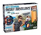 Spy School Sneaky Surveillance - 11 Pieces -...