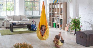 hanging pod for kids