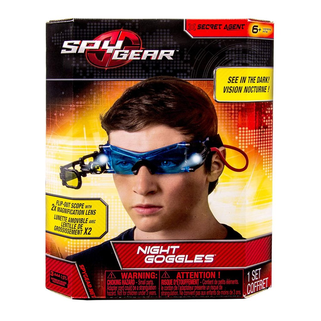 Spy Goggles by Spy Gear