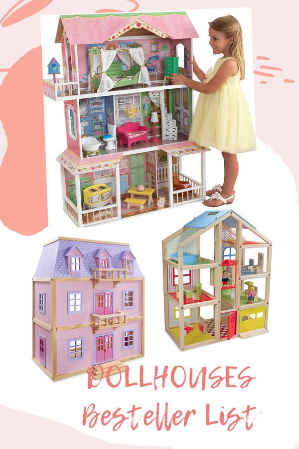 Bestseller Dollhouses for girls
